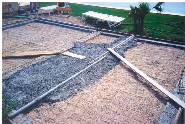 construction d39une terrasse partie 2 le guide de la With construction d une terrasse en beton